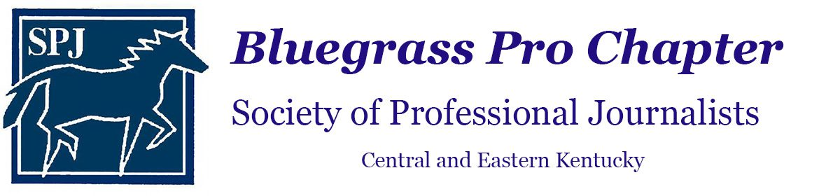 Bluegrass Pro Chapter, Society of Professional Journalists